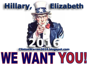 HillaryElizabeth2016we want you