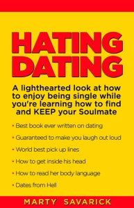 hating dating COVER